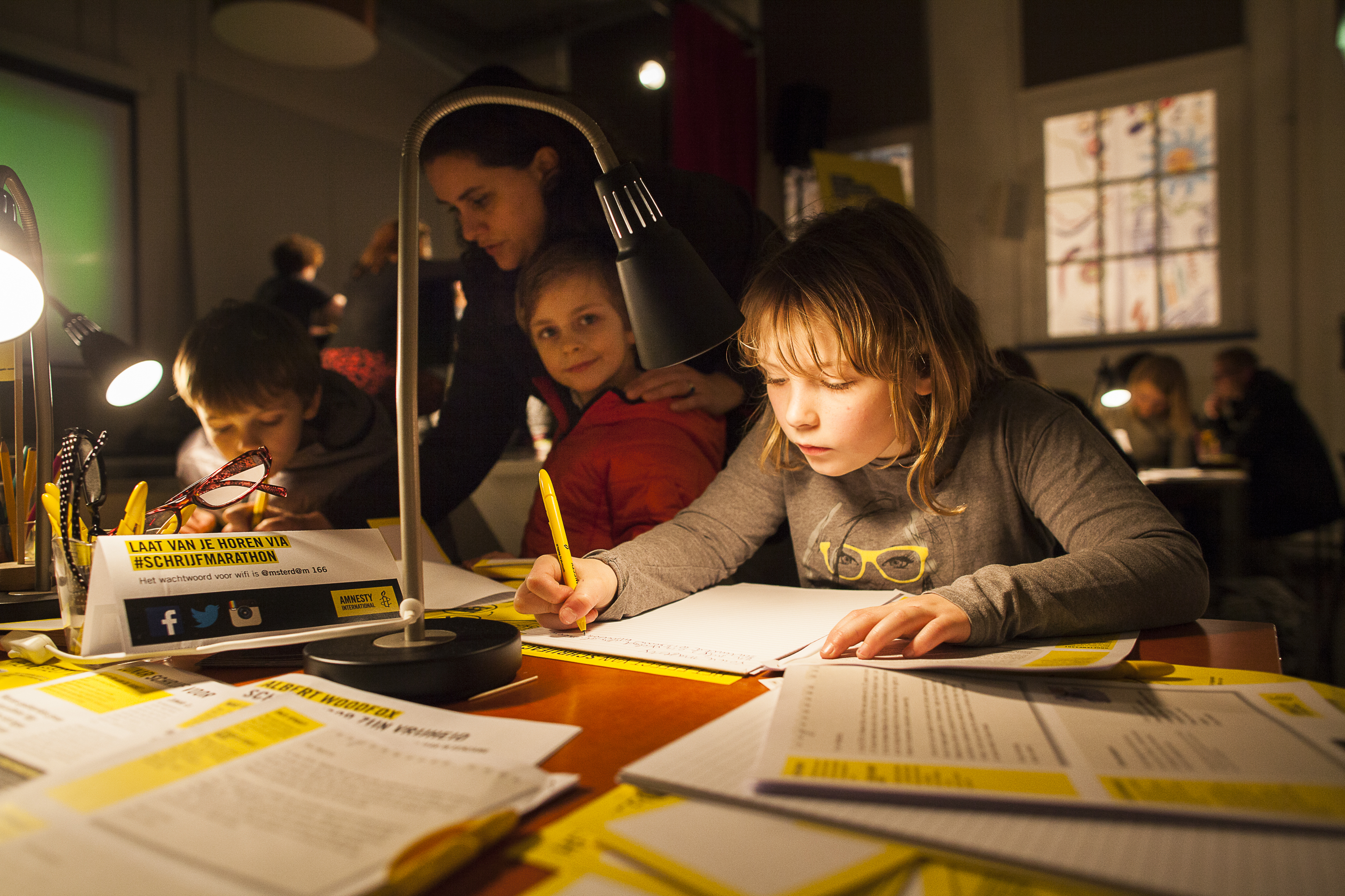 Schreib Für Freiheit Der Amnesty Briefmarathon 2018 Amnesty