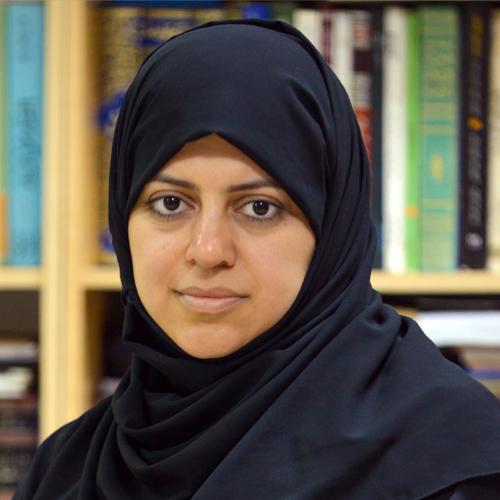 """Porträtfoto von Nassima al-Sadah"""" width="""