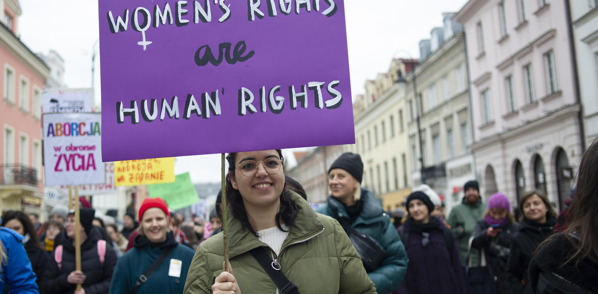 Frauen Rechte
