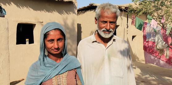 Der pakistanische Mensch