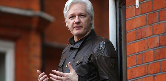 Porträtbild Julian Assange