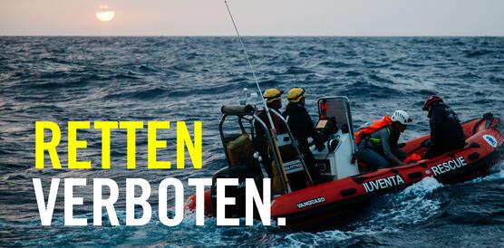 Leben retten ist kein Verbrechen | Amnesty International