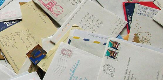 Briefe Gegen Das Vergessen Amnesty International