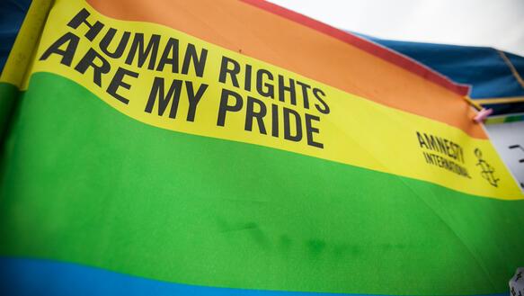 heterosexuell flagge Schwerte