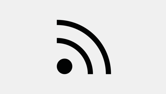 RSS - Podcast Icon