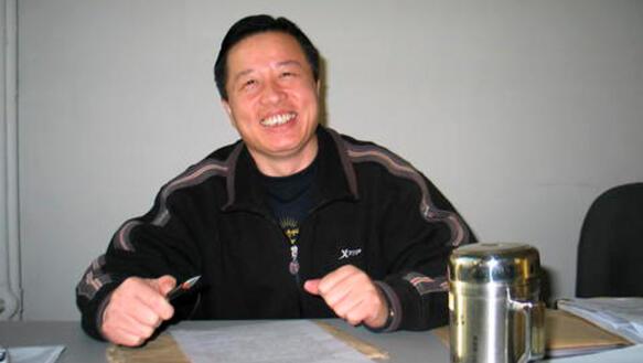 Gao Zhisheng im Jahr 2008