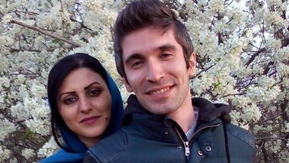 Der iranische Menschenrechtsverteidiger Arash Sadeghi