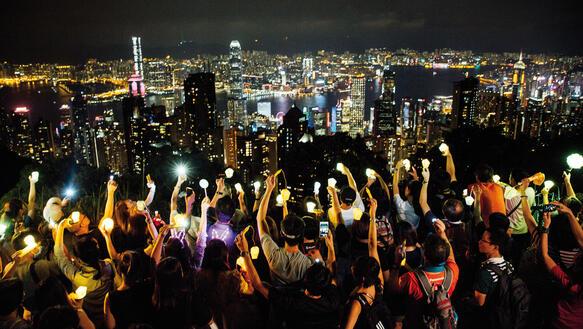 Hongkong proteste hintergrund