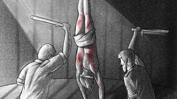 Männer frauen foltern Hard Stories