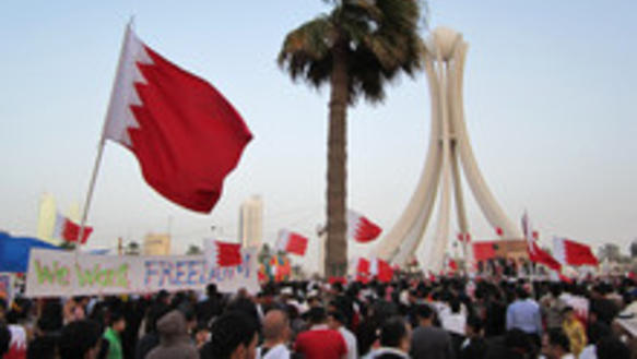 Proteste in Bahrain