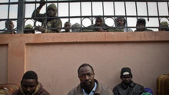 Briefe Nach Tunesien : Flüchtlinge in nordafrika jetzt muss europa handeln