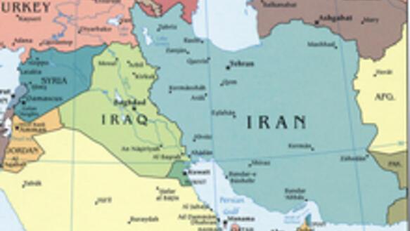 Iran Karte Deutsch.Gewaltloser Politischer Gefangener Bedroht Amnesty International