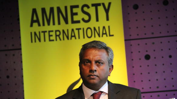 "Vorwort von Salil Shetty zum ""Amnesty International Report 2016/17"""