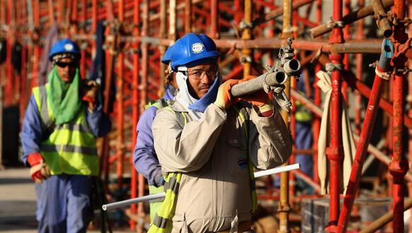 Katar Ausbeutung Von Arbeitsmigranten Fur Fussball Wm 2022