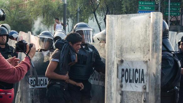 Briefe Nach Mexiko : Fünf fakten über die menschenrechtskrise in mexiko