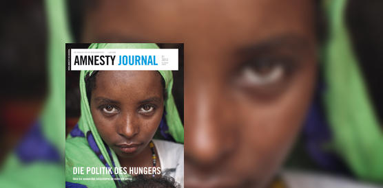 Amnesty Journal Dezember/Januar 2012