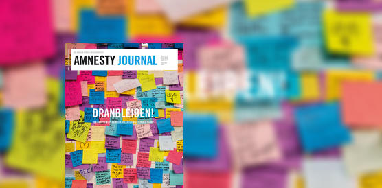 Amnesty Journal Februar/März 2017