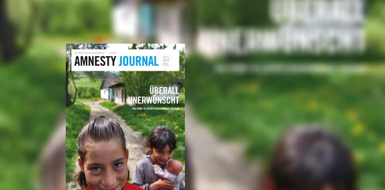 Amnesty Journal Oktober/November 2010, Spielende Kinder